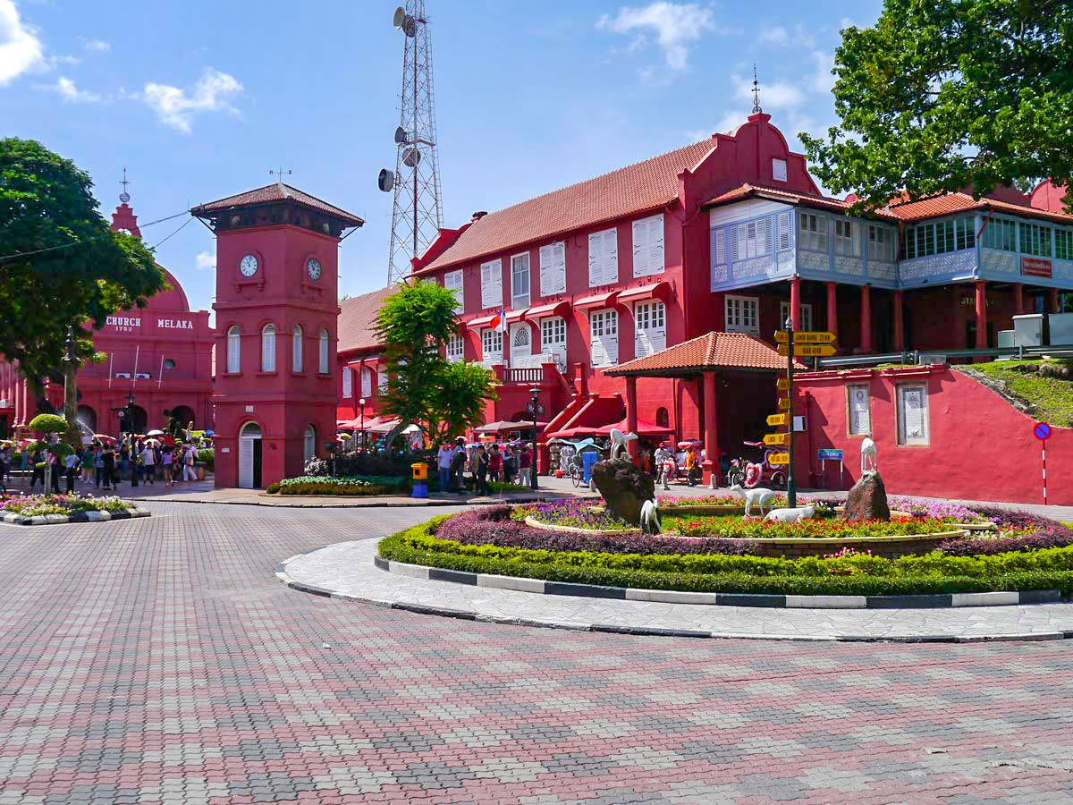 Dutch Square, Malacca
