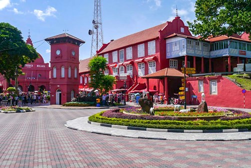 Six things to do in Malacca, Malaysia