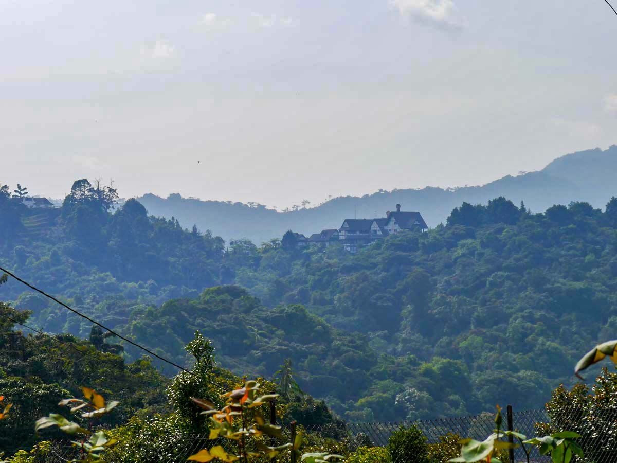 Cameron Highlands - and the house where Jim Thompson once lived.