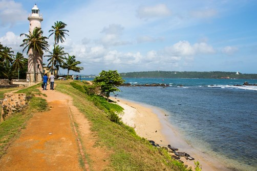 Visiting Galle in one day