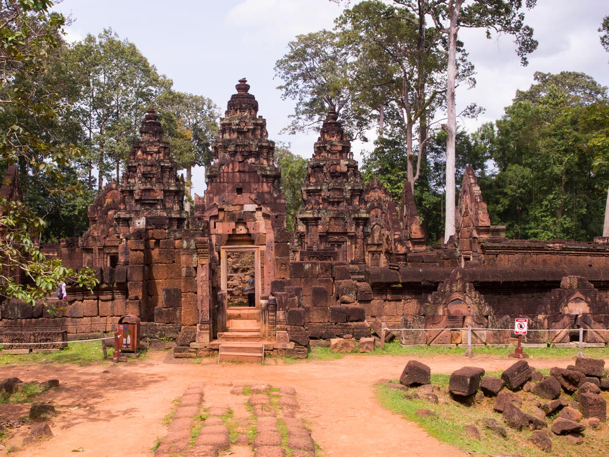 Banteay Srei - The Pink Temple