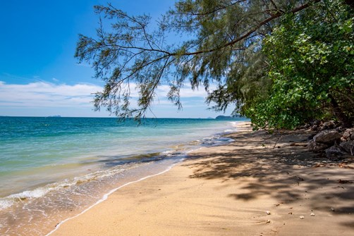Undiscovered Thailand - Finding sanctuary on Koh Jum