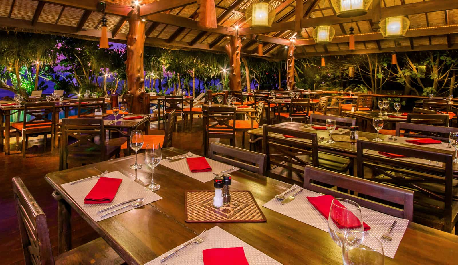 The Restaurant- Koh Jum Beach Villas