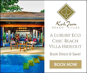 Koh Jum Beach Villas - Book Now!
